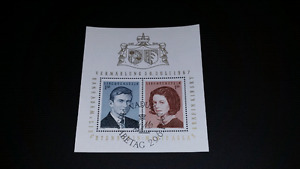 Stamp Collection of Souvenir Sheets Worldwide  Countries