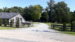 Country privacy for the auto enthusiast, 10 min from lake Erie