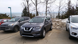 328 $ taxes incluses - Nissan Rogue S 2017