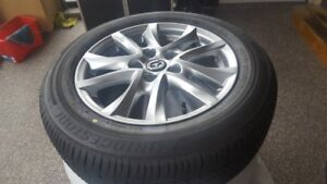 "Brand new 16"" tires (WITH RIMS) for sale"