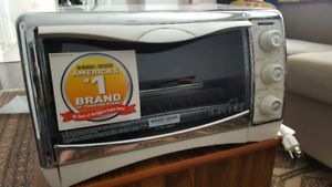 Black & Decker Countertop oven