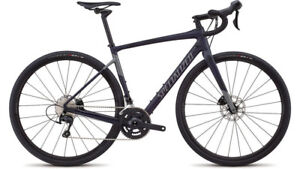 2018 Specialized, Diverge Comp Carbone (54 cm) *NEW*