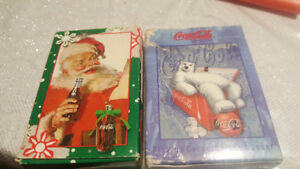 Coca-Cola Playing Cards 2 pg