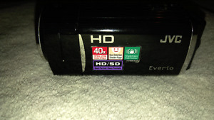 Caméra JVC Everio