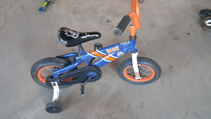 "12"" kids bike oilers"