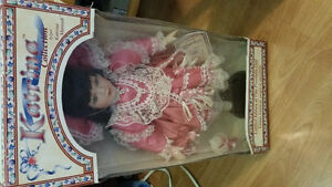 Katrina Collection Limited Edition Porcelain Doll