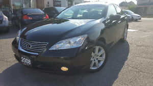 2008 Lexus ES 350 Prem Pkg! Sedan - ONLY 71KM!!! CERTIFIED!