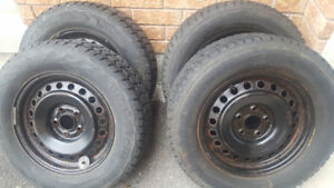 WINTER TIRE WITH Rims