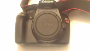 Canon T3 With Lens - $200