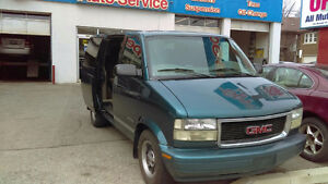 ***sold***1998 GMC Safari Minivan / First owner