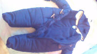Boy's snowsuit