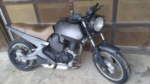 2001 HD BUELL BLAST P3 (500CC) ONLY 7465KM