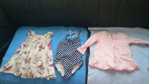 girls clothing lot 18-24 months