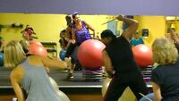 DrumFIT Fitness Workout FREE Trial Class