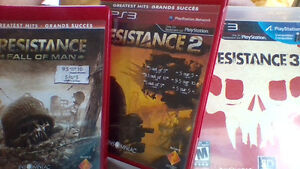 FOR SALE - PS3 Games for playstation 3 - FOR SALE