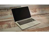 "Apple Macbook PRO Retina 13"" early 2015"