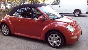 2003 Volkswagen Beetle Convertible Convertible