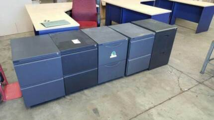 2 DRAW FILING CABINETS home study reception business conference Murarrie Brisbane South East Preview