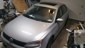 2013 Volkswagen Jetta Comfortline Sedan with powertrain warranty