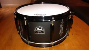Pearl Joey Jordison Signature Snare Drum OBO