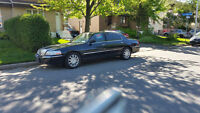 2010 Lincoln Town Car Berline