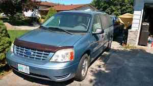 2008 Ford freestar for sale