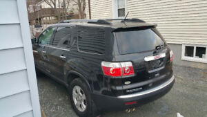 2010 GMC Acadia FWD 4dr SLE2 LOWER SACKVILLE $9,000
