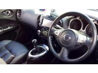 2014 Nissan Juke 1.5 dCi Tekna 5dr Manual Diesel Hatchback