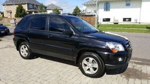 2009 Kia Sportage Well appointed SUV, Crossover