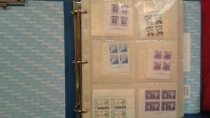 Stamp Collection (MNH and Used)