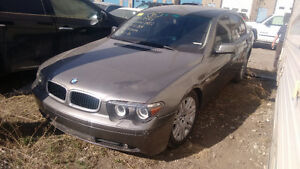 BMW 7-Series Luxury car mechanic special