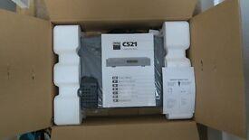 NAD C521 CD Player + remote + manual - PRISTINE condition
