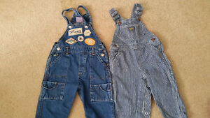 2 Jean Overall 12mths