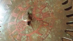 Rare Vintage Cogwheel Coffee Table Oakville / Halton Region Toronto (GTA) image 2