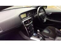 2013 Volvo V40 D2 R DESIGN Nav with Winter Pa Manual Diesel Hatchback