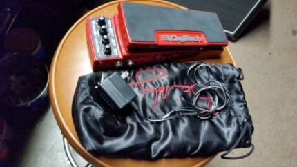 Brian May red special pedal