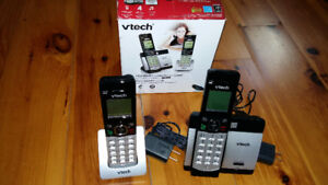 VTech  2 Handset Cordless Phone System with Caller ID/Call Wait