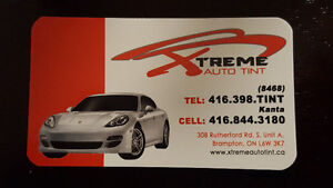 Auto Tinting and Remote Starter