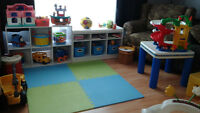 Childcare Space Availability for August-September