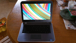 """Dell Inspiron laptop with 14"""" screen, 6 gig of ram, 500 gig hard"""