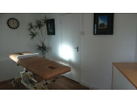 Therapy Rooms available to hire from £8phr