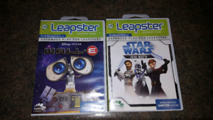 Leapster games
