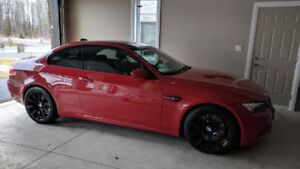 MINT 2009 BMW M3 6 SPD COUPE ONLY 58000KM WITH WARRANTY
