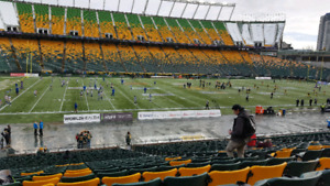 GREY CUP 3 LOWER BOWL TICKETS