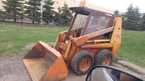 case 1840 skid steer for sale