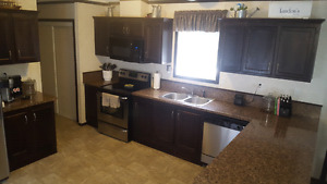 Beautiful newer trailer for sale in penhold
