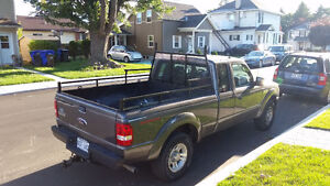 Ford Ranger Contractor Grade Steel Truck Rack (fits 1982-2011) Gatineau Ottawa / Gatineau Area image 6