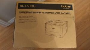 Brother HL-L5000D Printer (BRAND NEW)