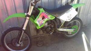 1999 Kawasaki kx 125 for sale Bayswater Bayswater Area Preview