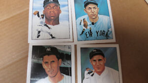 1983 TCMA 50 years of Yankee all stars cards(4)